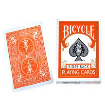 Bicycle cards Marked Cards