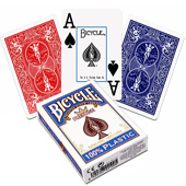Bicycle ultimate marked deck of cards